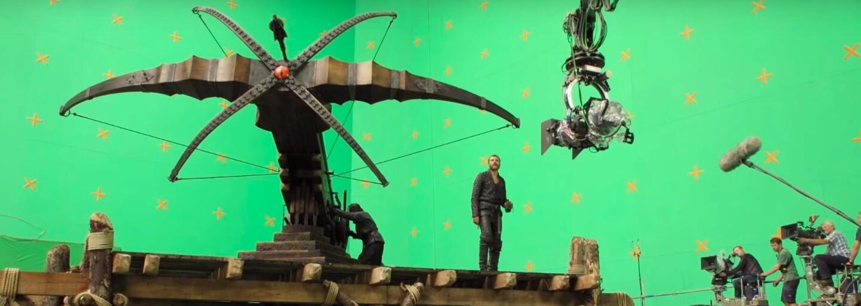 Ako CGI zmenilo 8. sériu Game of Thrones, ktorá potrebovala vytvoriť 30 tisíc zombies, drakov a gejzíry krvi?