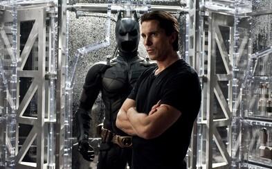 Ako Christianovi Baleovi zmenila rola Batmana kariéru? Spomienky na natáčanie legendárneho Temného Rytiera sú stále čerstvé