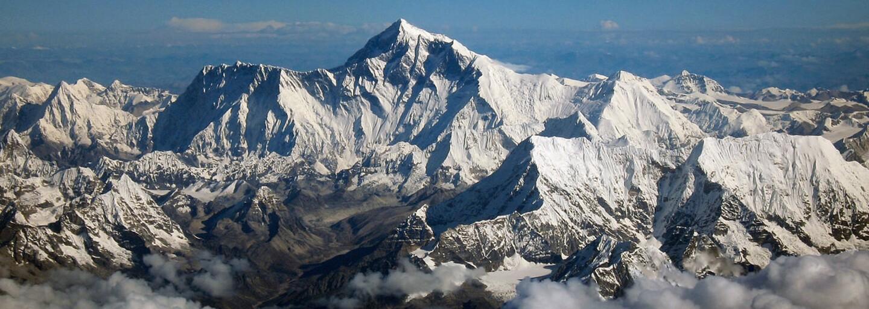 Jak daleko může člověk dohlédnout z Mount Everestu? Při dobrých podmínkách i na vzdálenost stovek kilometrů