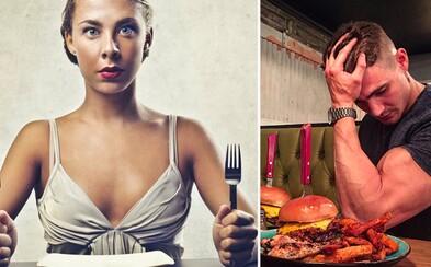 Ako dlho môžeš byť bez jedla, kým začneš prichádzať o svalovú hmotu?