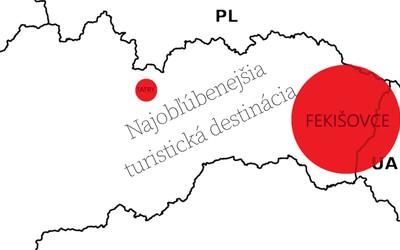 Ako dnes vidia Slováci našu krajinu? 10 máp, ktoré vtipne a ironicky zobrazujú Slovensko
