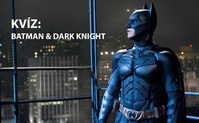 Ako dobre poznáš komiksové filmy od DC, ako napríklad Dark Knight či Batman v Superman? (Kvíz)