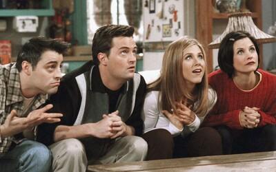 Ako dobre poznáš seriál Priatelia? (Kvíz)