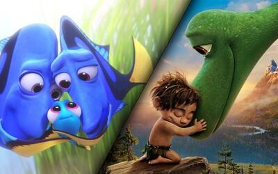 Ako Dobrý dinosaurus zasadil Pixaru tvrdú ranu ako najmenej úspešný film štúdia, zatiaľ čo Dory zarobila viac než miliardu dolárov