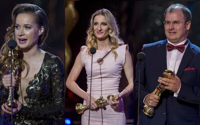 Ako dopadlo OTO 2016? Obhájili Adela, Merčiak i nádherná Kristína, prekvapili herci roka a padlo aj In memoriam