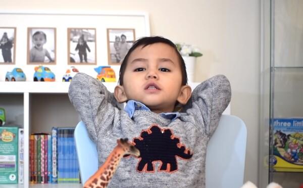 Jako dvouletý četl knihy, nyní ho jako tříletého přijala Mensa. Mladý génius má IQ 142