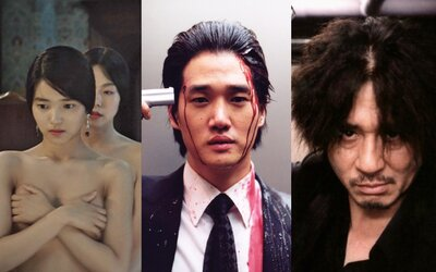 Ako krvavé a erotické filmy Pak Čchan-uka otvorili Južnú Kóreu pre celý svet