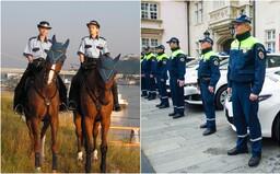 Ako mestský policajt v Bratislave dostaneš náborový príspevok 2 000 eur. Hlavné mesto láka strážnikov na benefity