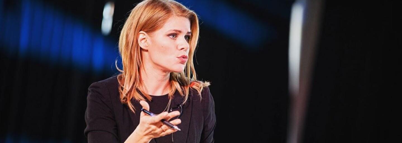 Ako mladá novinárka som zažívala v parlamente vyslovene nechutné veci, tvrdí Zuzana Kovačič Hanzelová (Rozhovor)