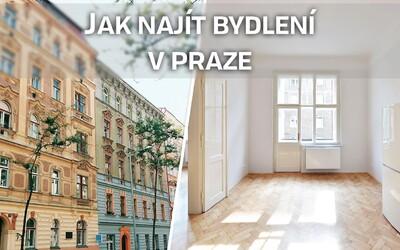 Ako nájsť bývanie v Prahe? Pozreli sme sa na ceny nájmov, kde zohnať najlacnejšie ubytovanie aj na tajné triky prenajímateľov