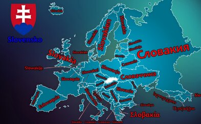 Ako nazývajú Slovensko v jednotlivých častiach sveta? Mimo európskeho kontinentu veľa originality nenájdeme
