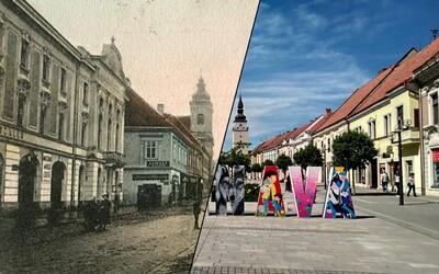 Ako podliehali slovenské mestá zubu času: Trnava