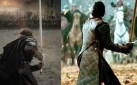 Ako posledná epizóda Game of Thrones pripomenula známe scény z Pána prsteňov