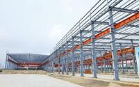 Ako prebieha stavba výrobnej haly?