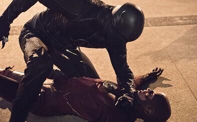 Ako prebiehala tvorba vizuálnych efektov seriálového Flasha?