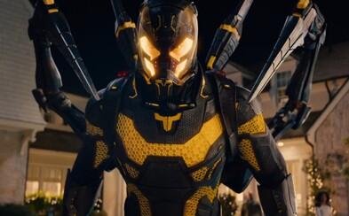 Ako prebiehala tvorba vizuálnych efektov v Ant-Manovi?