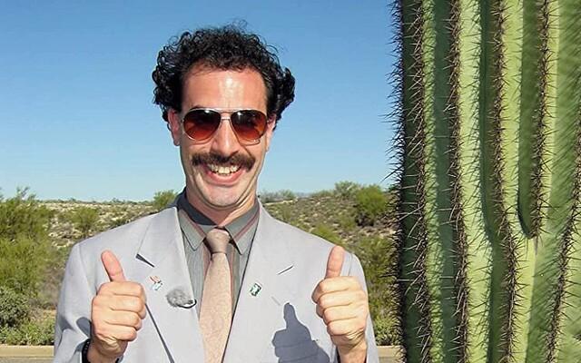 Ako pred 15 rokmi natočili Borata, ktoré scény boli skutočné a koľkokrát zavolali na Sachu Barona Cohena políciu?
