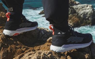 Ako premeniť plastový odpad z oceánov na dobre vyzerajúcu obuv? Adidas má odpoveď
