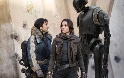 Ako pretáčky zmenili Rogue One? Chcelo Disney temnejší koniec a ktoré scény z trailerov vo filme chýbajú?