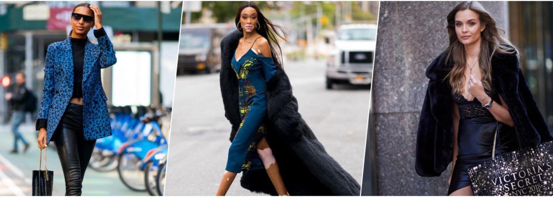 Jak přišly oblečené modelky na fittingy blížící se Victoria's Secret Fashion Show 2018?