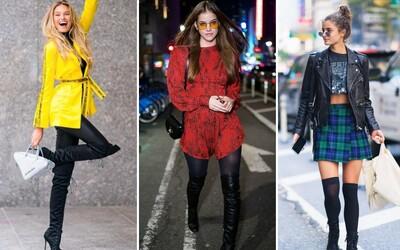 Ako prišli oblečené modelky na fittingy blížiacej sa Victoria's Secret Fashion Show 2018?