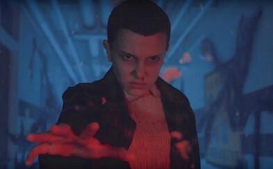 Ako sa Eleven dostane zo sveta Upside Down späť do toho nášho? To vám už prezradí krátky klip z druhej série Stranger Things