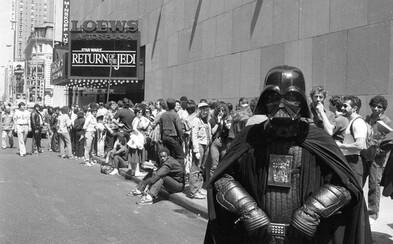 Ako sa na Star Wars čakalo pred desiatkami rokov? Fanúšikovia sa trpezlivo nevedeli dočkať legendárneho príbehu