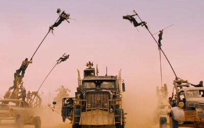 Ako sa natáčal bláznivý Mad Max? No predsa bláznivo a nebezpečne!