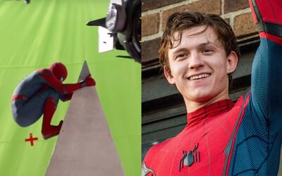 Ako sa natáčal Spider-Man: Homecoming, čo skrývajú vystrihnuté scény a ako vyzerajú zábavné nahrávky z konkurzu Toma Hollanda?