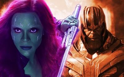 Ako sa natáčala bitka vo Wakande so špeciálnymi efektami a čo povedala Gamora Thanosovi vo vystrihnutej scéne z filmu?