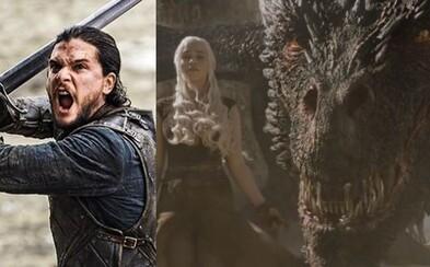 Ako sa natáčala epická bitka v Game o Thrones a veľkolepá akčná scéna s drakmi?
