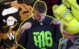 Jak se Otis z H16 stal resellerem a které kousky z jeho šatníku jsou nejdražší?