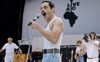 Ako sa stal z Ramiho Maleka slávny Freddie Mercury? Napodobniť jeho pohyby nebolo vôbec jednoduché