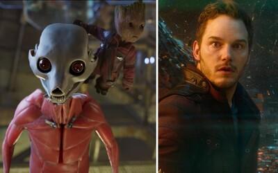 Ako sa tvorili digitálne efekty v Guardians of the Galaxy Vol. 2 a prečo môže modelovanie Rocketa spôsobovať nočné mory?