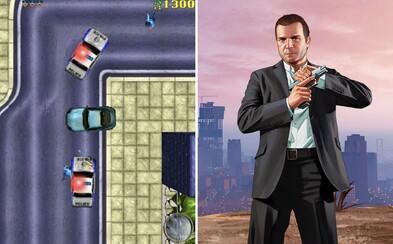 Ako sa vyvíjala legendárna séria Grand Theft Auto, čo boli jej najväčšie pády a prečo dnes patrí k najlepším hrám