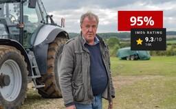 Ako sa z milionárskeho moderátora Jeremyho Clarksona stal farmár. Geniálna miniséria nestratila Lamborghini, hnoj ani humor