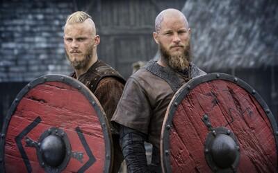 Ako sa z Vikingov v 4. sérii stala telenovela plná intríg, za to prázdna na barbarské súboje