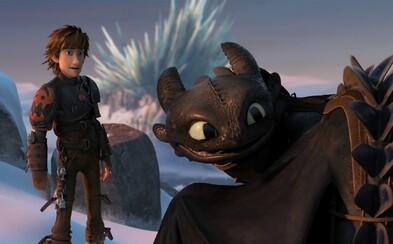 Jak vycvičit draka 3 bude poslední díl série. Nedočkáme se žádných nových částí ani seriálů