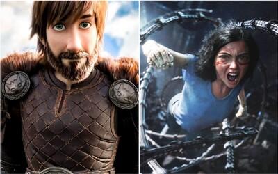 Ako si vycvičiť draka 3 porazilo hlúpu americkú komédiu a Green Book zarobilo po získaní Oscara ďalšie milióny (Box office)