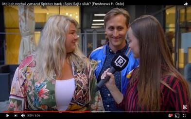Ako sme dostali do jedného videa Sajfu, Evelyn, Osťa a najlepšiu zmrzlinu v Bratislave?
