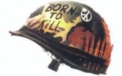 Ako sú na tom vojna a filmy uvidíš vo Full Metal Jacket