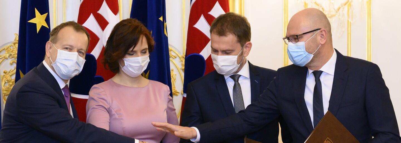 """Ako Sulík odpálil koaličnú krízu ešte v apríli 2020 slovami """"kvôli 800 mŕtvym na chrípku ročne si ekonomiku nelikvidujeme"""""""