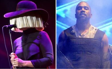 Jak to dopadne, když udělá Kanye song pro Rihannu a nahraje ho Sia?