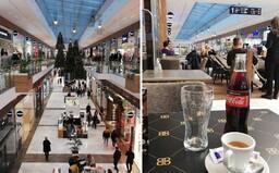 Ako to vyzerá v bratislavských nákupných centrách? Vedenie robí, čo môže, no ak si zložíš rúško, všetka snaha je márna