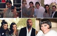 Ako to vyzeralo na extravagantnej oslave 60. narodenín Kris Jenner za 2 milióny $,  ktorej sa zúčastnili Kardashianky, Kanye West či Tyga?