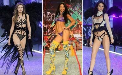 Ako to vyzeralo na najkrajšej prehliadke roka Victoria's Secret? Pozrite si zábery plné krásnych žien