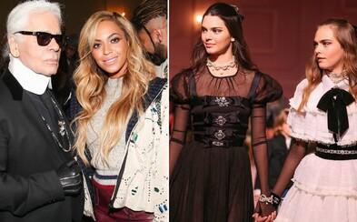 Ako to vyzeralo na prehliadke Chanel v New Yorku, kde sa to len hemžilo celebritami?