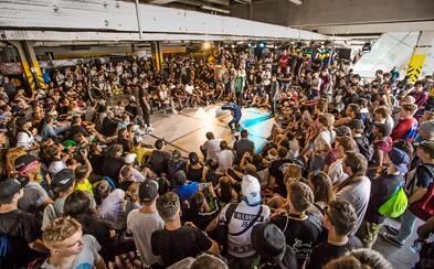 Ako to zatiaľ vyzerá na banskobystrickom festivale The Legits Blast? (Fotoreport)