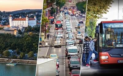 Ako v Bratislave prežiješ najbližšie mesiace? Kvôli najväčším obmedzeniam v histórii budeme nadávať