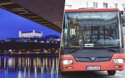 Ako v Bratislave výhodne cestovať? Je najlepšie MHD, vlastné auto alebo sa oplatia služby ako HOPIN či Taxify?